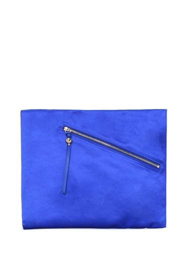 Clutch / El Çantası-Diane Von Furstenberg